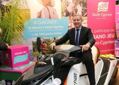 Saint Cyprien 66 Salon Mahana Toulouse 2016