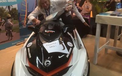 St Cyp Jet Evasion au Salon Mahana de Toulouse