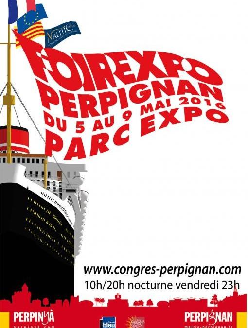 Gagnez des sessions de jet ski à La Foire Expo de Perpignan
