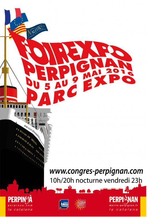 Foire Expo 2016 Perpignan