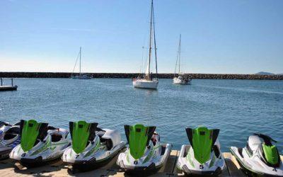 Jet ski Perpignan | Saint Cyp Jet Evasion sur la côte catalane (66)
