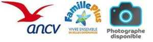 ANCV Famille Plus Photographe disponible