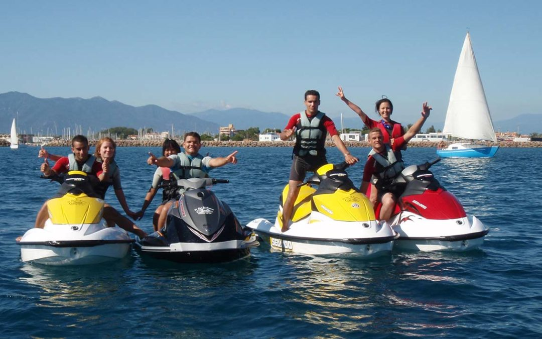 Ton #EVJF ou #EVG avec St Cyp Jet Evasion !