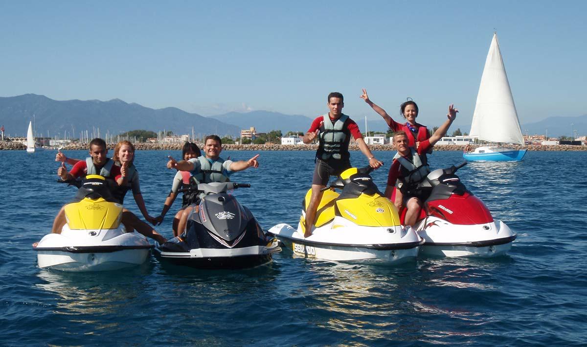 Jet ski Saint Cyprien, l'aventure et la passion d'un métier ! Stt Cyp jet Evasion